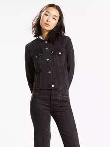 Женская джинсовая куртка Levi'S (размер XS, S)