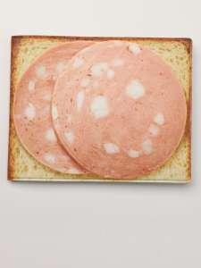 Обложка на студенческий Бутерброд (пластик) Бюро находок