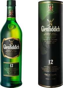 Виски Glenfiddich, 12-летней выдержки 0.75 л