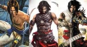 Классические игры Prince of Persia со скидкой