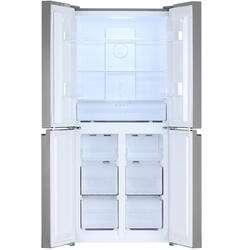 Холодильник DEXP RF-MN345DHA/S серебристый