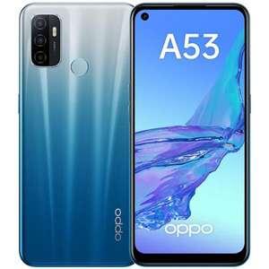 Смартфон OPPO A53 (4/64 Гб, 5000 мАч, 90 Гц)