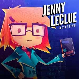 [Nintendo Switch] Jenny LeClue - Detectivu