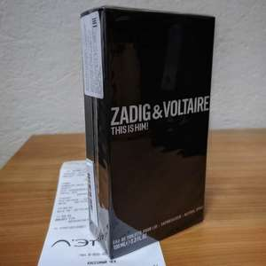 [Екатеринбург] Парфюм Zadig&Voltaire this is him 100 мл. (возможно только офлайн)