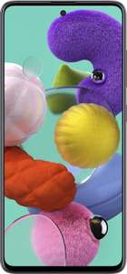 Смартфон Samsung Galaxy A51 6/128GB, черный