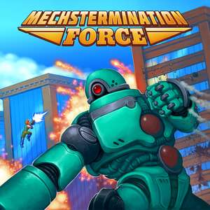 [Nintendo Switch] Mechstermination Force