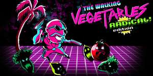 [Nintendo switch] The Walking Vegetables: Radical Edition