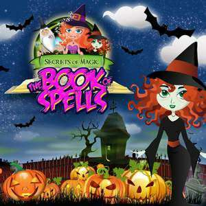 [PC] Secrets of Magic: The Book of Spells бесплатно