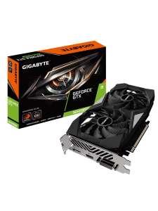 Видеокарта GeForce GTX 1650 SUPER WINDFORCE OC (GV-N165SWF2OC-4GD)