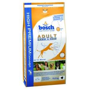 Сухой корм Bosch, ягненок/рис, 1 кг