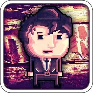 [iOS] DISTRAINT: Pocket Pixel Horror