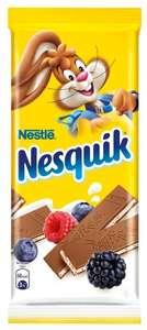 Шоколад Nesquik 95-100 гр.