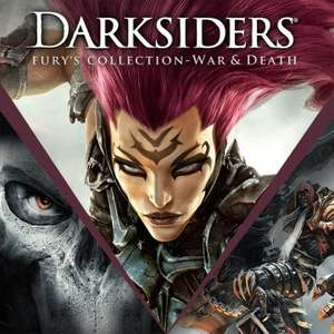 [PS4] Darksiders: Fury's Collection - War and Death (Darksiders I и II Remastered)