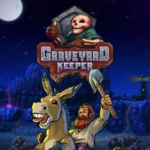 [PC] Graveyard Keeper + скидки на DLC