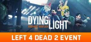 [PC] Кроссовер Dying Light с Left 4 Dead 2 (бесплатные DLC + скидка на игру)