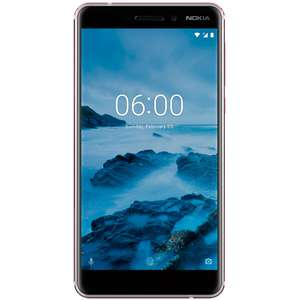 Nokia 6.1 3/32GB с NFC
