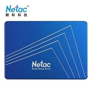 SSD 480 Гб Netac N530S за $45.1