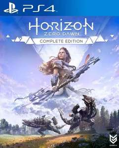 Horizon: Zero Dawn Complete Edition (PS4, русская версия)