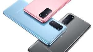 Смартфон Samsung Galaxy S20 по трейд-ин