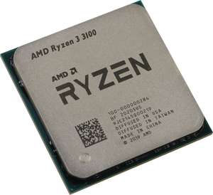 Процессор AMD Ryzen 3 3100, SocketAM4, OEM