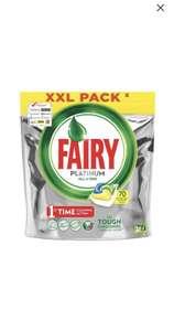 Fairy Platinum All in 1 Капсулы (лимон) для посудомоечной машины, 70шт.
