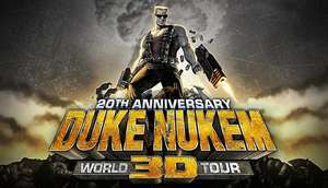 [PS4] Duke Nukem 3D: 20th Anniversary World Tour