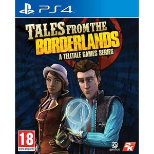 [PS4] Игра Take-Two Tales from the Borderlands