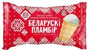 [МО] Мороженое Белорусский пломбир, 80г