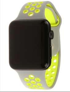 Силиконовый ремешок для Apple Watch 42/44 Sport Band (много цветов)