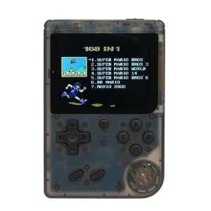 Портативная игровая консоль Coolbaby RS-6A 8 бит 3,0 дюйма 168 игры за 13,99$
