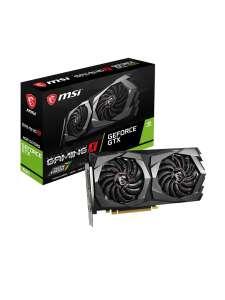 MSI / Видеокарта GeForce GTX 1650 GAMING X (GTX 1650 GAMING X 4G)