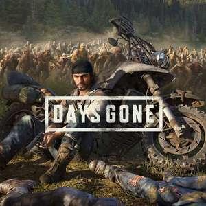 [PS4] Жизнь после (Days Gone)