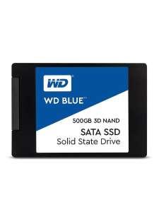 SSD WD Blue, 500 ГБ (WDS500G2B0A)