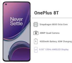 Смартфон OnePlus 8T 8+128 ГБ