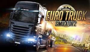 [PC] Euro Truck Simulator 2 + скидка на все DLC и бандлы