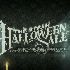 [PC] Распродажа на Хэллоуин (Steam) - подборка предложений