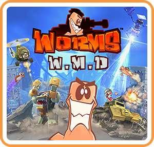 [Nintendo switch] Worms W.M.D