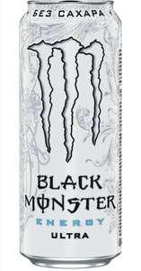 Энергетический напиток Black Monster Ultra, 12 шт по 449