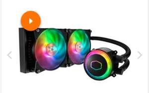 Система охлаждения Cooler Master MasterLiquid ML240R RGB