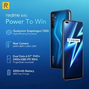 Realme 6 Pro, 8/128, NFC