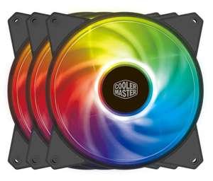 Комплект вентиляторов CoolerMaster MasterFan MF120R ARGB 3in1