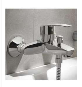 Смеситель для ванны с подключением душа Grohe Eurosmart однорычажный