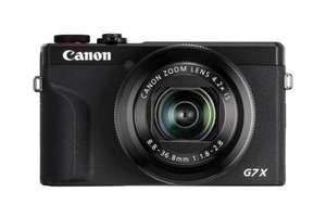 Цифровой фотоаппарат Canon PowerShot G7 X Mark III