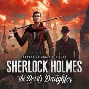 [PS4] Sherlock Holmes: The Devil's Daughter