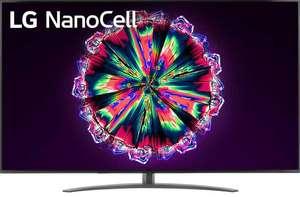 """Телевизор LED LG 65NANO916NA темно-серый 65"""" (165 см)"""