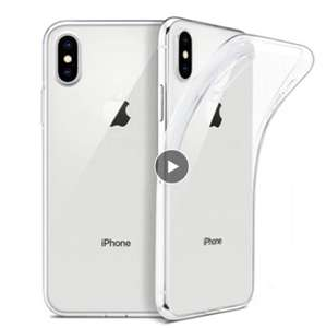 Чехол на iPhone X XS 8 7 6 5 S Plus