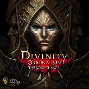 [PC] Divinity: Original Sin - The Source Saga (Divinity : Original Sin 1 + 2)