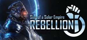 Sins of a Solar Empire: Rebellion — временно бесплатная игра s Steam. (Карты +1)