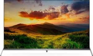 """[Не везде] Телевизор 65"""" TCL L65P8SUS Frameless стальной, 4K, 60Гц, HDR 330 нит, контраст 4500:1"""
