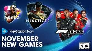 Injustice 2, Kingdom Come: Deliverance и другие игры пополнят каталог подписки PlayStation Now